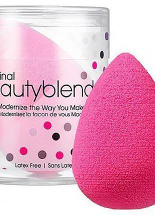 Спонжик beauty blender для нанесения тонального средства