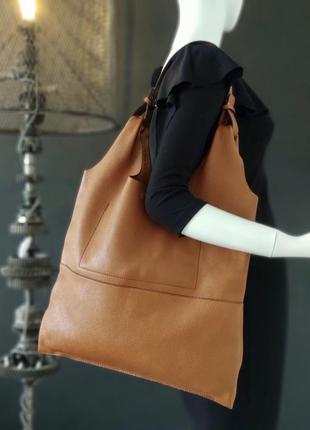 Jimmy choo. большая сумка из натуральной кожи