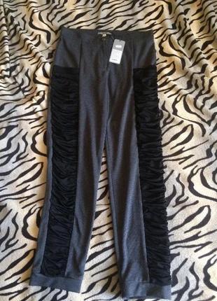 Новые стильные женские брюки zara bershka h&m mango next