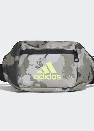Сумка унисекс на пояс adidas logo gc8556