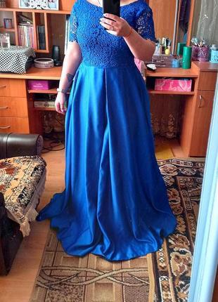 Вечернеее платье