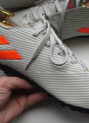 Cороконожки оригинальные adidas nemeziz 19.4 длина по стельке 25,5 см