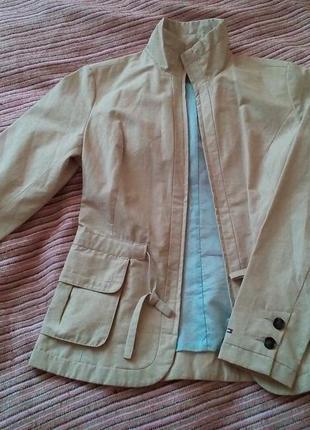 Пиджак/куртка, хлопок tommy hilfiger, оригинал