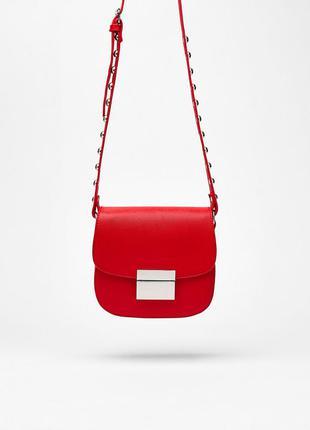 Новая шикарная сумка bershka