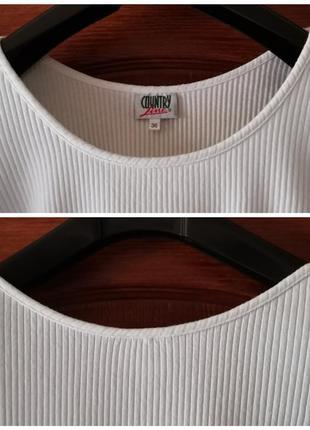 Винтажная блуза рукав буф country line блузка буфы8 фото