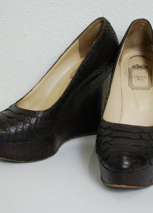 Туфли christian dior, оригинал