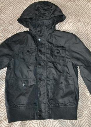 Деми курточка ветровка мальчику mckenzie на 11-12 лет германия рост 146 см