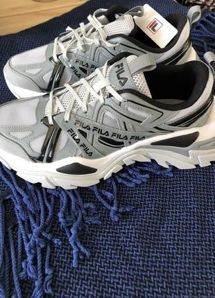 Модные кроссовки fila electrove 2 оригинал