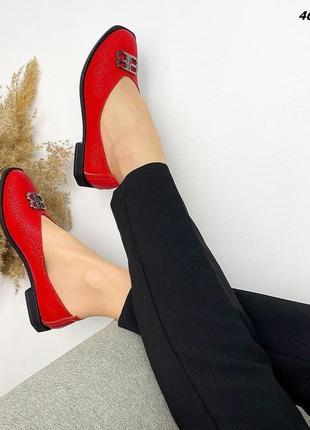 Туфли-балетки  женские2 фото