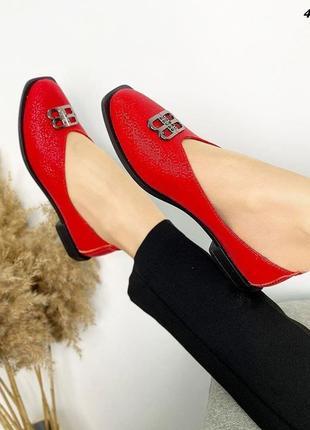 Туфли-балетки  женские4 фото