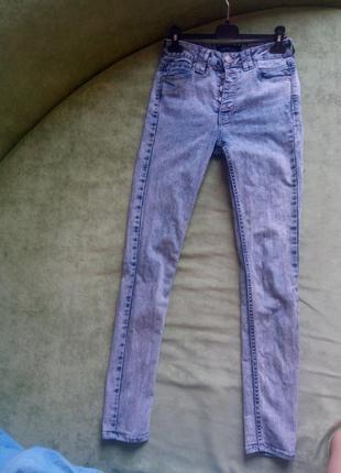 River island джинсы скинни