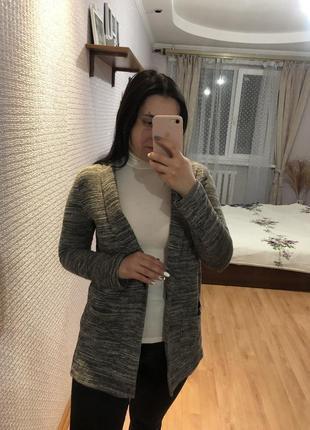 Жакет пиджак накидка кардиган кофта