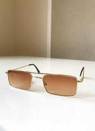 Классические ретро солнцезащитные очки