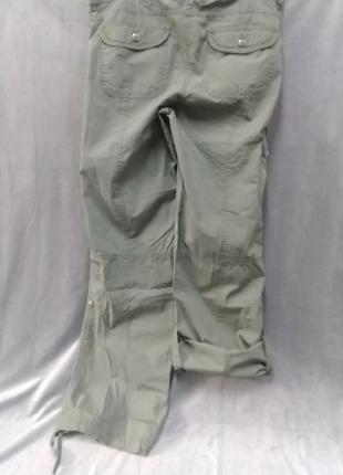 Літні тонкі бавовняні штани, євр.рр.40,424 фото