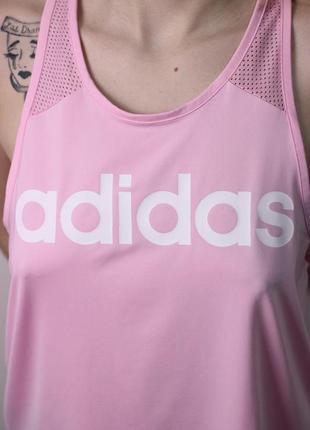 Майка adidas с красивой спинкой3 фото