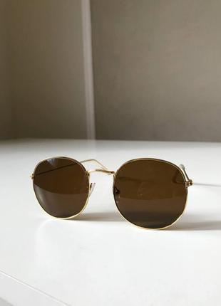 Винтажные квадратные очки