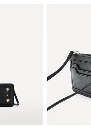 Мини сумочка портмане