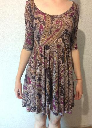 Короткое платье stradivarius