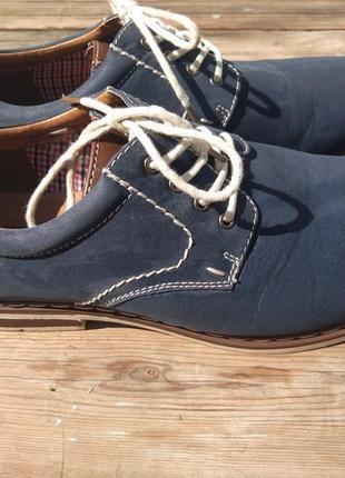 Легкие и комфортные туфли street shoes