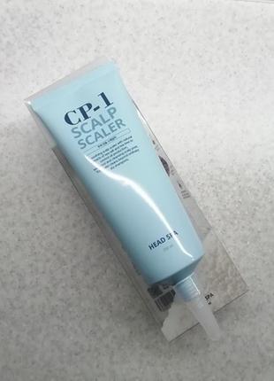 Пилинг для глубокой очистки кожи головы esthetic house cp-1 head spa scalp scaler