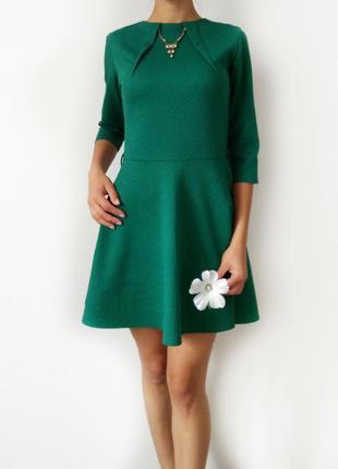 Вечерние платья миди, платье миди, трикотажное платье, платье хаки