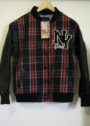 Куртки - бомбер alcott новые размеры s -