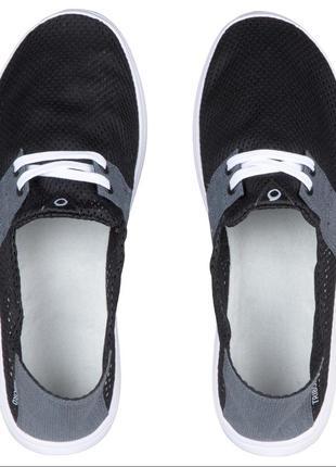 Мужская пляжная обувь мокасины areeta (франция)