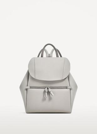 Новый рюкзак с молнией zara