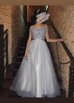 Платье випускное