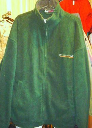 Флисовая куртка- us basic