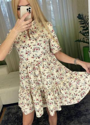 Лёгкое платье летнее женское