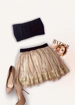 Фатиновая юбка+топ в подарок!