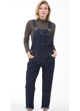 Комбінезон від levi's original women's denim overalls