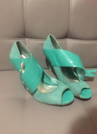 Туфли босоножки 37 george