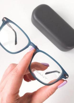 Оправа очки для зрения унисекс оригинал gant