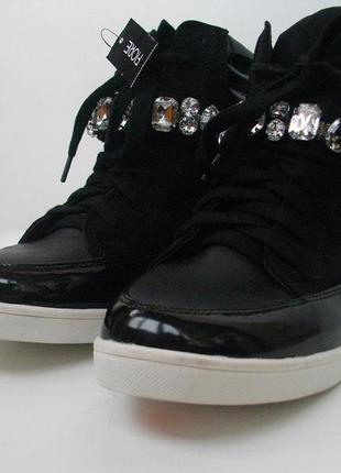 Спортивные ботинки на платформе, сникерсы, кроссовки, fiore matalan