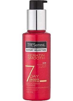 Крем-праймер для волос tresemme keratin smooth стойкий эффект 7 дней