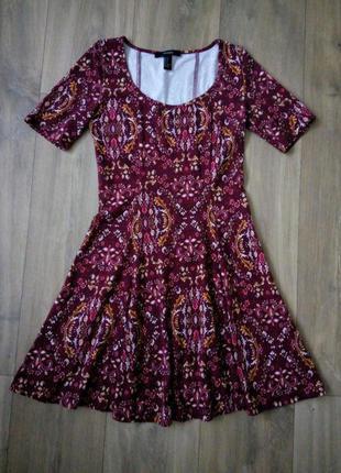Супер стильное платье forever21