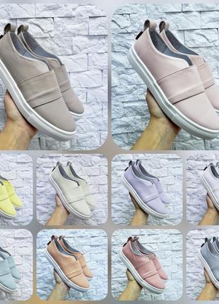 Замшевые слипоны р32-41 мокасины балетки туфли сліпони мокасини туфлі10 фото