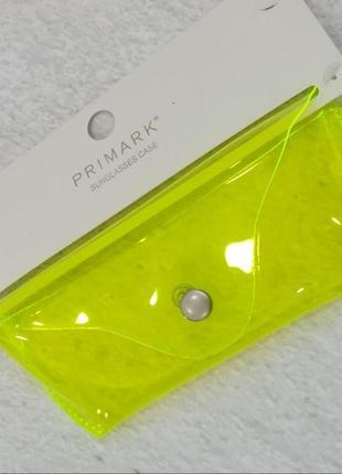 Чехол пластиковый для солнцезащитных очков primark