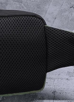 Поясная сумка famk r3 khaki black9 фото
