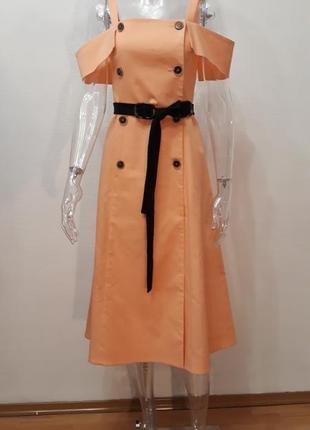 Платье летнее котоновое