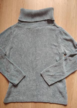 Очень красивый свитер велюр