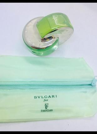 Bulgari omnia green оригинал новые духи купила в италии
