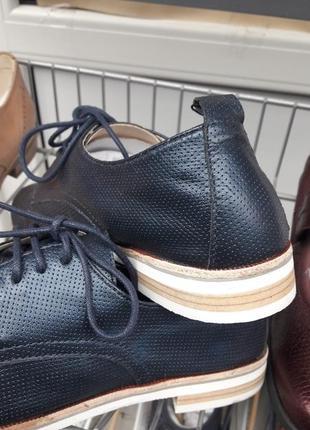 Летние туфли от caprice