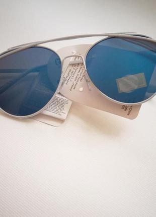 Очки солнцезащитные зеркальные primark