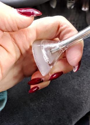 Туфли босоножки силикон amina muaddi8 фото