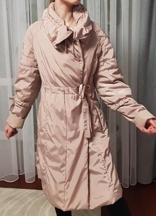 Пальто демисизонное.