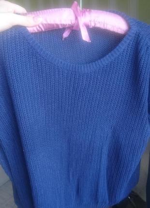 Укороченный свитер stradivarius