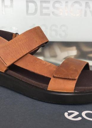 Мужские сандалии   ecco flowt m  540114 02112